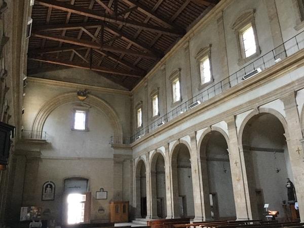 サン・サルバトーレ・アル・モンテ教会
