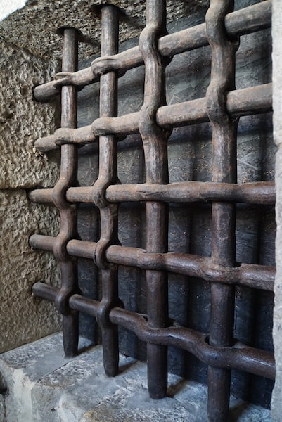 鉄格子窓 ヴェネツィア