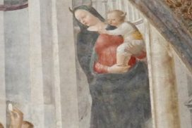 ミラノ ツノの聖母子