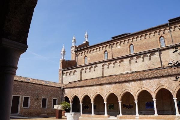 中庭 ヴェネツィア