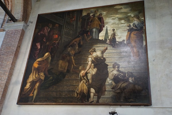 聖母マリアの神殿奉献