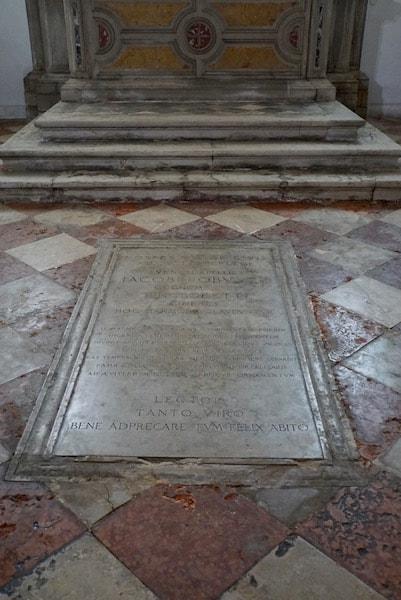 ティントレットの墓