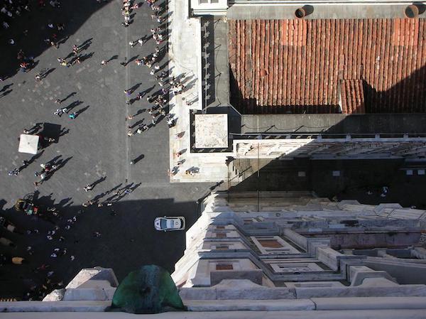 フィレンツェ大聖堂 ジョットの鐘楼