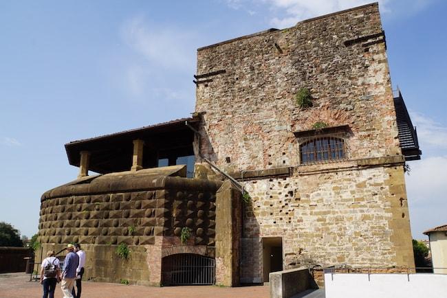 バッソ要塞 ファエンツァの門
