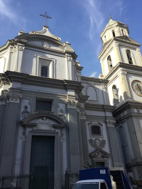 サンタ・マリア・デッラ ・サニタ教会