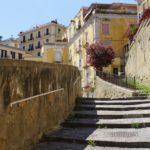 ナポリ 景色のいい散歩2-サンテレモ城とペトライオの坂