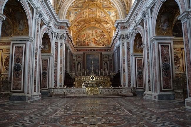 サン・マルティーノ 教会