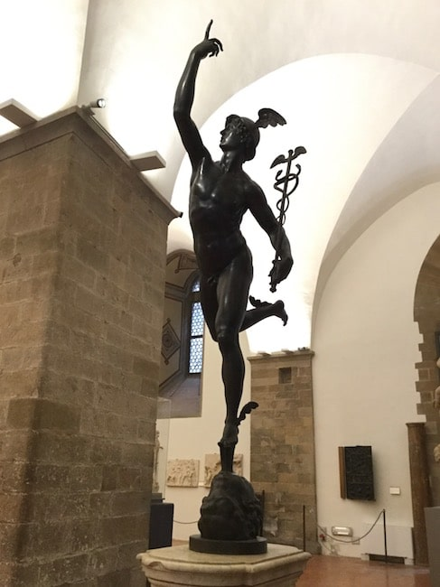 メリクリウス ジャンボローニャ