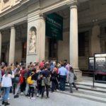ウフィツィ美術館、整理券導入。新システム!