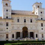 ローマのヴィッラ・メディチとフィレンツェの繋がり