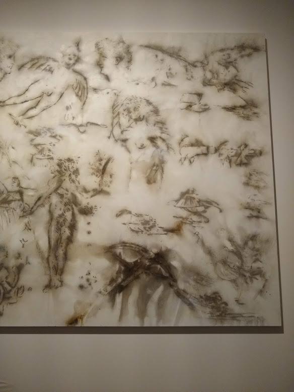 Cai Guo-Qiang ウフィツィ美術館