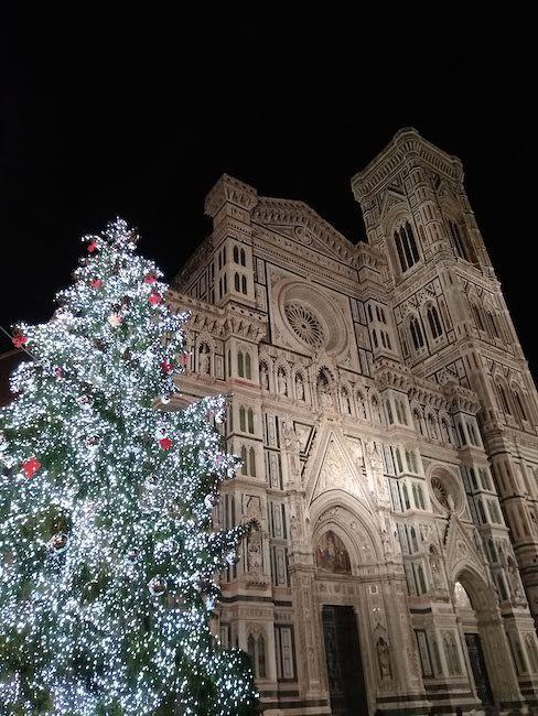 年末年始 クリスマス フィレンツェ