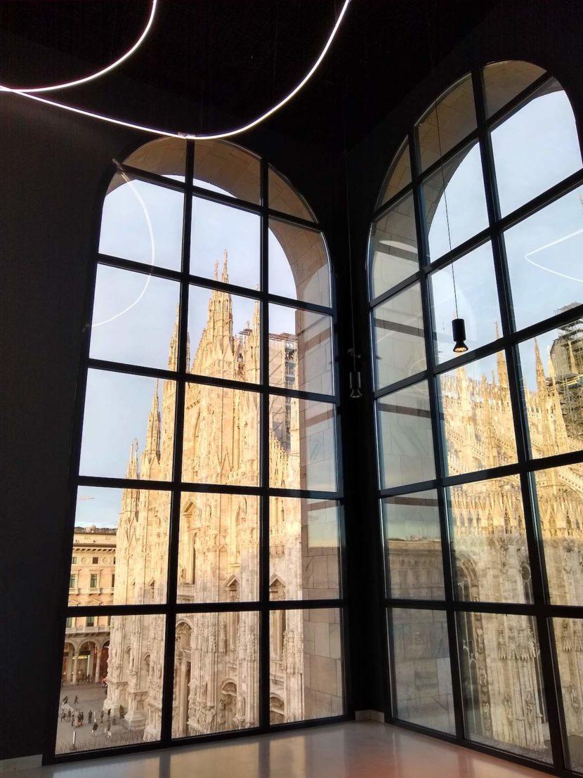 ミラノ 900美術館