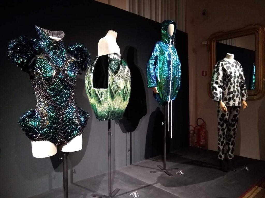 フィレンツェ 衣装美術館 ファッション