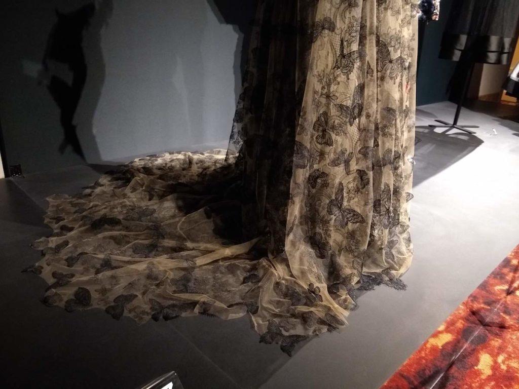 ピッティ宮殿 モーダ ドレス