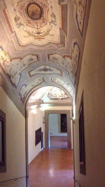 ヴァザーリの回廊 内部