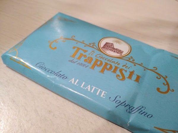 パヴィア トラピスト修道院 チョコレート