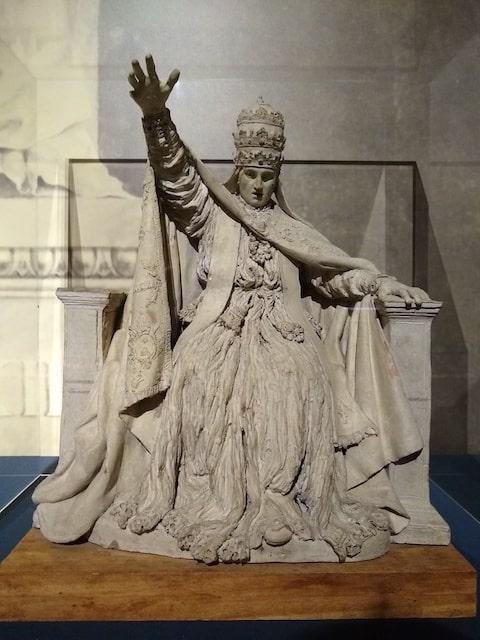 カノーヴァ クレメンテ14世