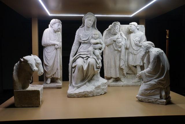 サンタマリアマッジョーレ教会