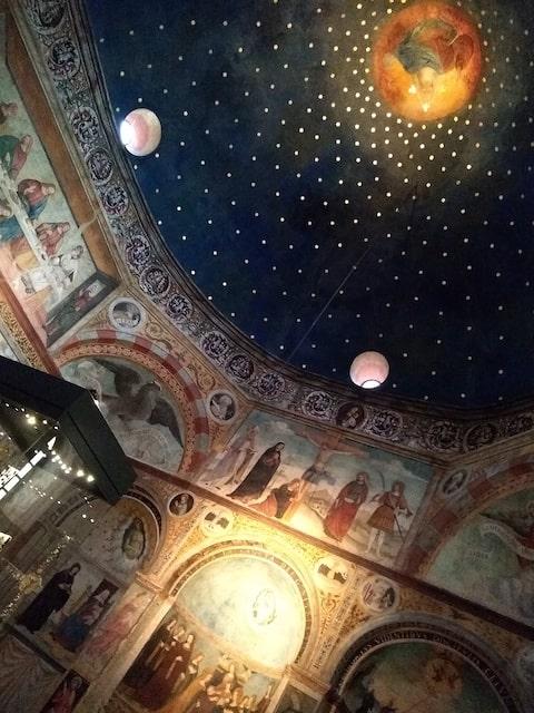 サンタ・マリア・イン・ソラーリオ教会
