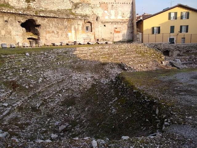 考古学パーク ブレーシャ