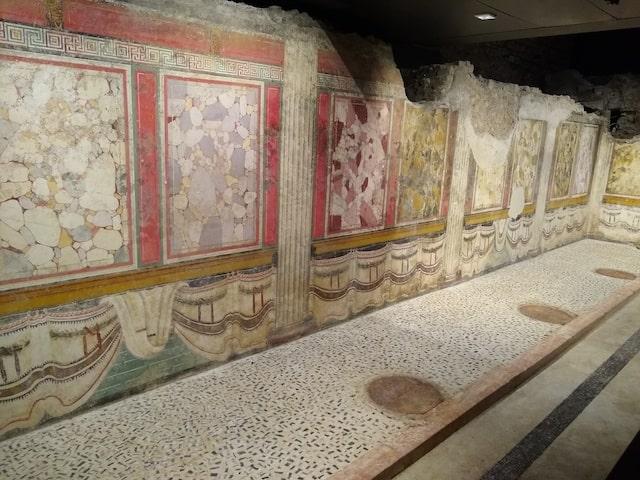 神殿跡 ブレーシャ