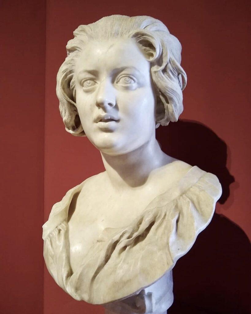 ベルニーニ コスタンツァの胸像