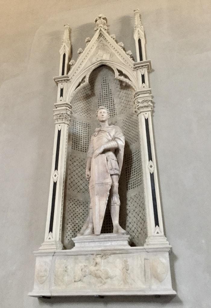 聖ジョルジョ ドナテッロ