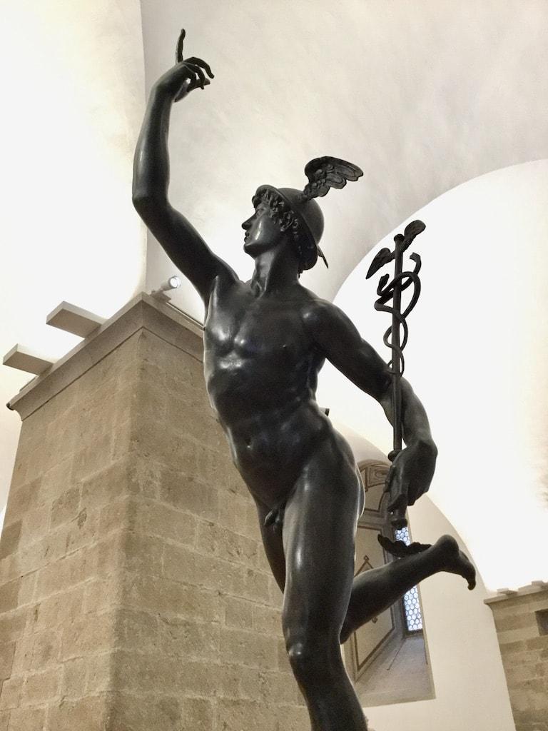 メルクリウス ジャンボローニャ