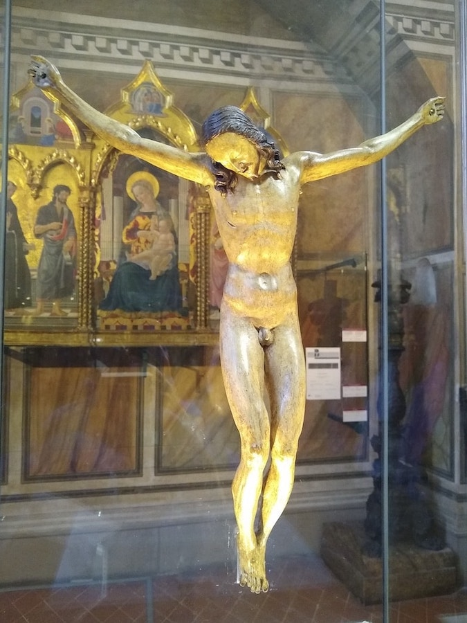 ミケランジェロ 磔刑像