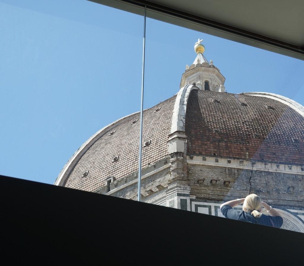 大聖堂美術館より クーポラ