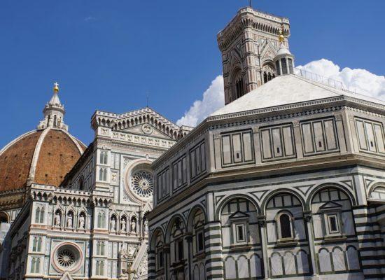 クーポラとフィレンツェ大聖堂ツアー