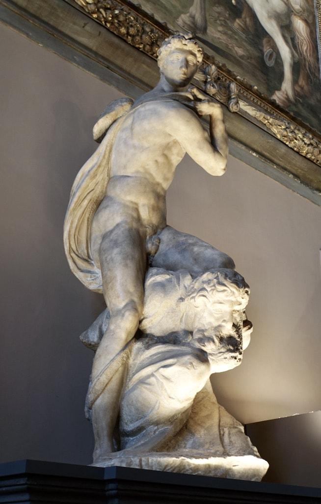 勝利の守護神 ミケランジェロ