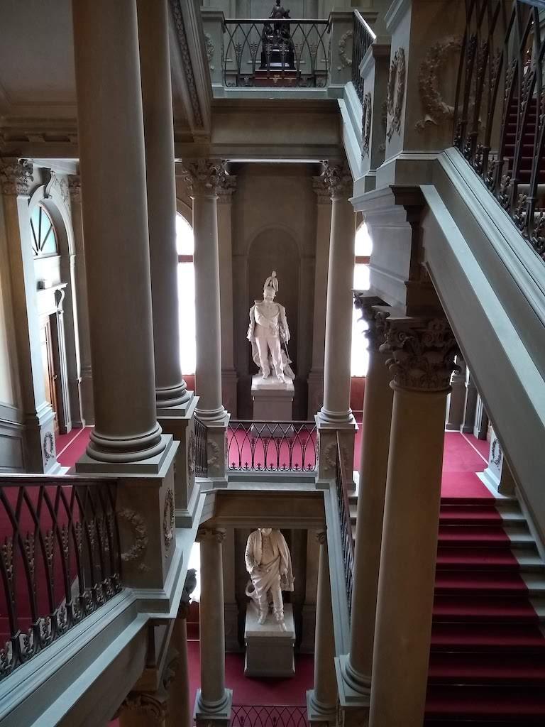ポッチャンティの階段