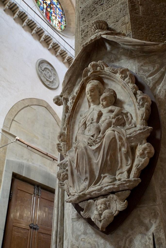 フランチェスコ・ノーリの墓 アントニオ・ロッセッリーノ