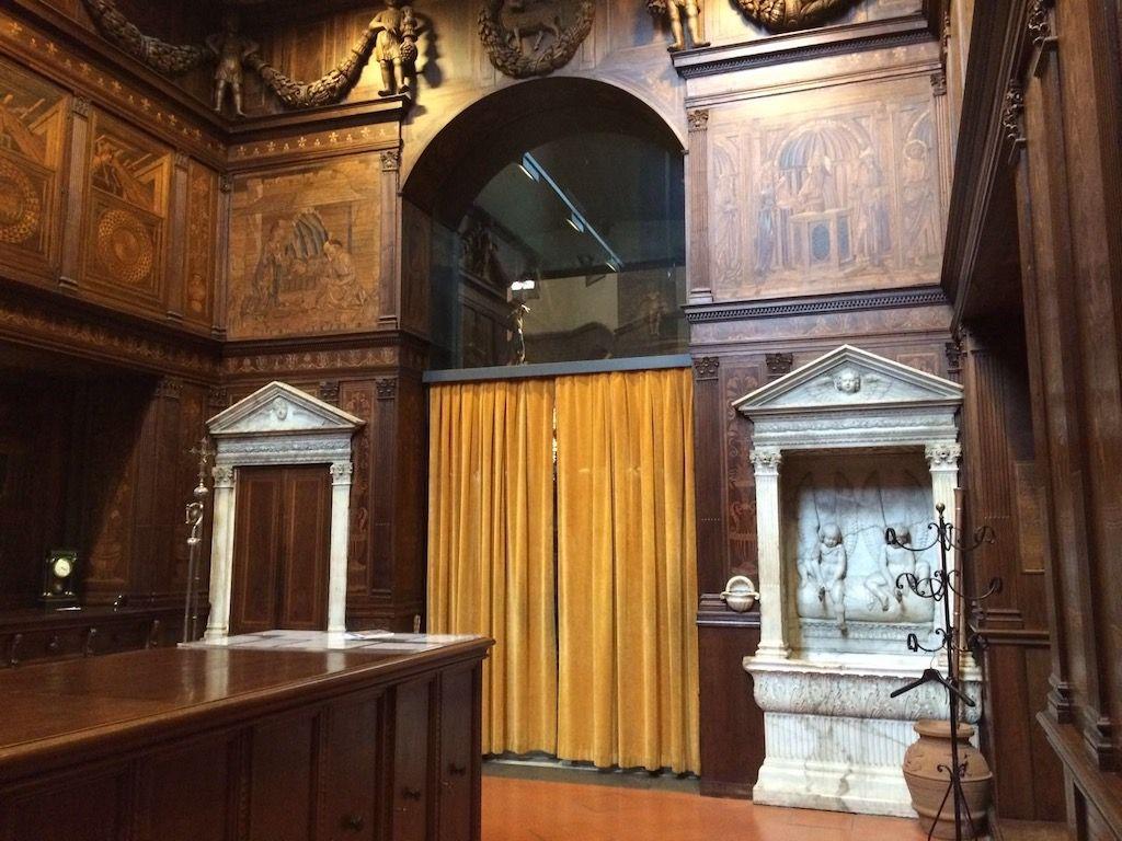 大聖堂聖具室
