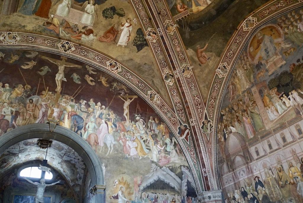 スペイン人の礼拝堂