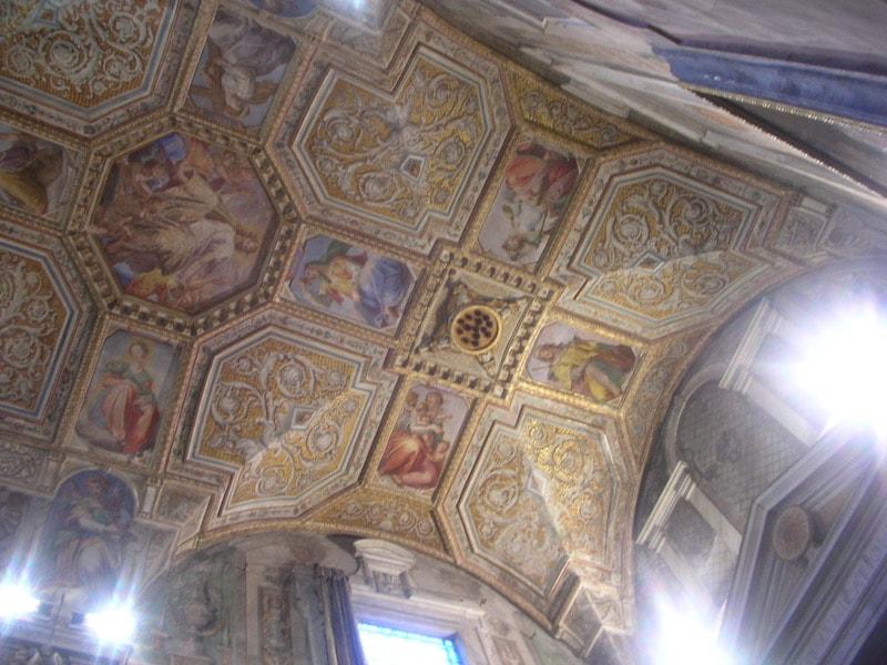サン・マルコ教会 セッラーリ