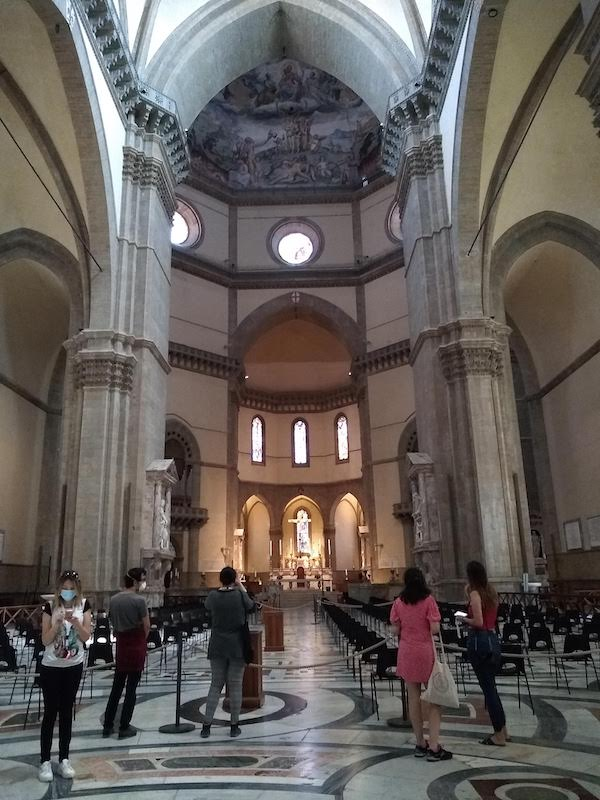 大聖堂内部 フェーズ2