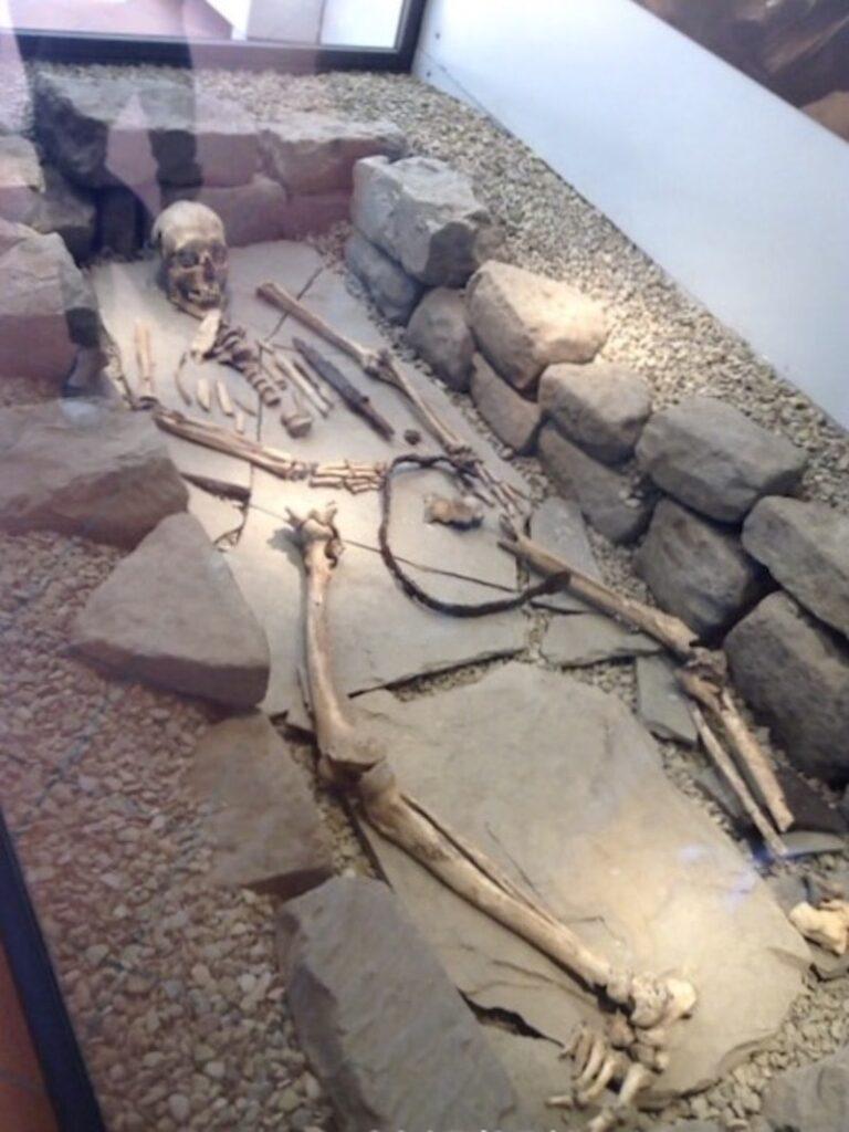 ロンゴバルド人の墓