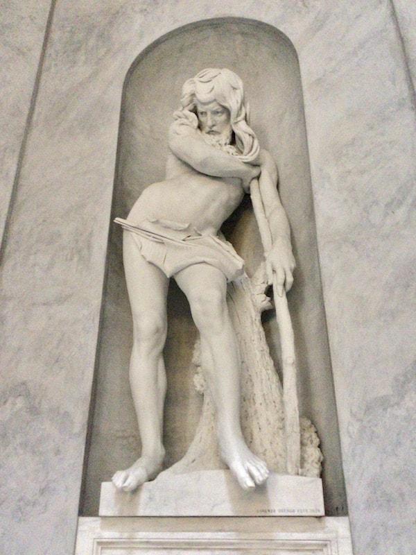スタリェーノ墓地 アダム