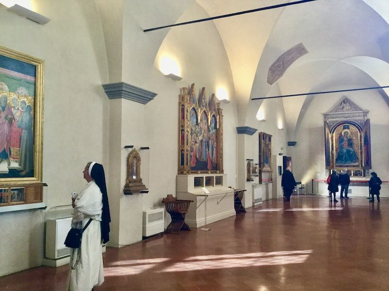 サン・マルコ美術館 内部