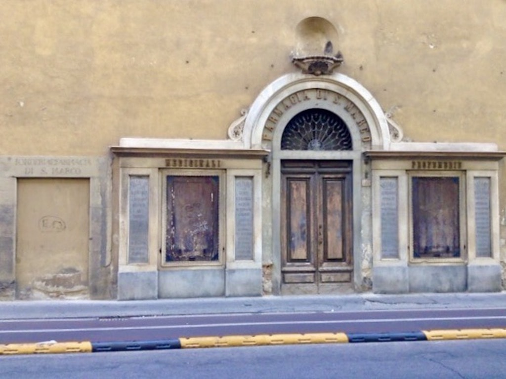 サン・マルコの薬局