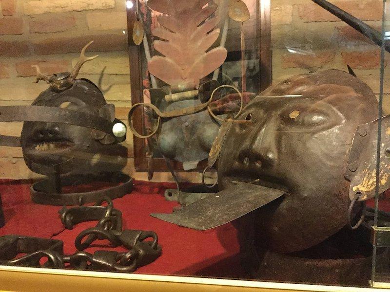 拷問博物館 サンジミニャーノ