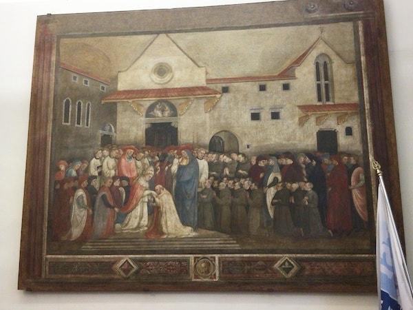サンテージディオ教会 ビッチ・ディ・ロレンツォ