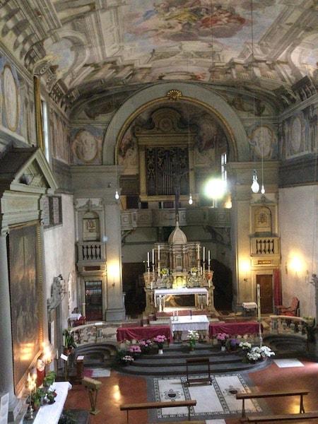 サンテジーディオ教会