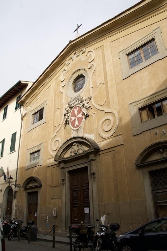 サン・ジョヴァンニーノ・デイ・カヴァリエーリ教会
