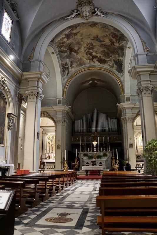 サン・ミケーレ・ヴィズドーミニ教会