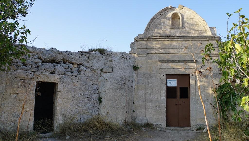マドンナ・デイ・ディレリッティ教会