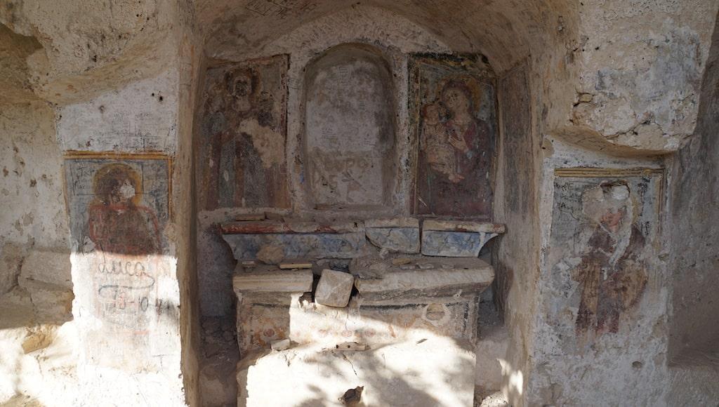 マドンナ・デリ・アンジェリ教会 マテーラ